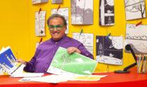 Gran ritorno di Oreste Castagna su Rai Yoyo: tivù tra fumetto e tecnologia