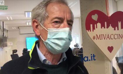 Lombardia, da Cenerentola a campionessa nelle vaccinazioni: oggi oltre 115 mila dosi