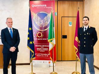 La Digos di Bergamo ha un nuovo dirigente: si tratta del commissario capo Michele Mei