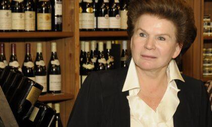 Il vino bergamasco Guelfo tra i preferiti della cosmonauta Valentina Tereshkova