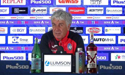 Gasperini vede la Coppa: «Oggi ci viene detto che possiamo battere la Juventus»