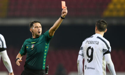 Atalanta ultima e Juventus prima: è la particolare classifica dei rossi ricevuti