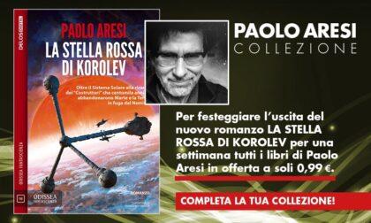Il nuovo romanzo di Paolo Aresi, che rende la fantascienza una storia di emozioni