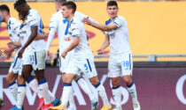 L'Atalanta, a Roma, manca l'aggancio al secondo posto: troppi i gol mangiati, finisce 1-1