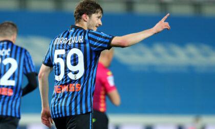 Aleksej Miranchuk, l'uomo da una rete ogni 103′ minuti in Serie A. Giocando pochissimo