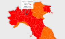 Lombardia, i dati dicono che potremmo passare in zona arancione dal 12 aprile