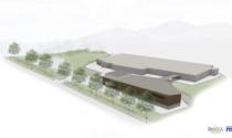 Il gruppo Bracca investe: nuovo stabilimento dell'acqua Goccia di Bosco di Clusone