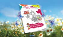Tanti Auguri Mamma: dal 23 aprile, in regalo, un bellissimo album da colorare
