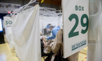 Un bergamasco su 5 ha ricevuto almeno una dose di vaccino anti-Covid