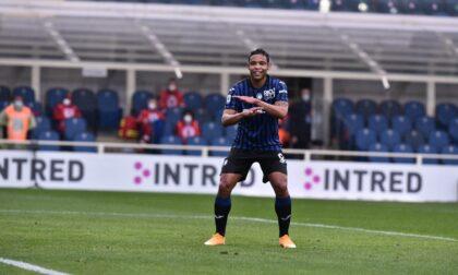 Muriel concede il bis, Zapata mette il terzo. La Dea convince contro l'Udinese (che accorcia due volte): 3-2