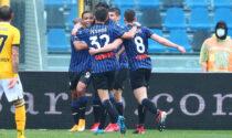 Tanta Atalanta anche contro l'Udinese: vittoria bella e preziosissima per 3-2