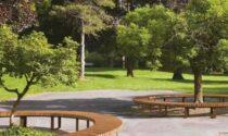 Il parco della Clementina cambia look: in arrivo anche una vasca a cascata di 80 metri