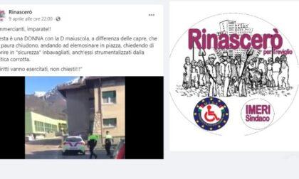 Treviglio, lista civica a sostegno del sindaco dà delle «capre» ai commercianti: è polemica