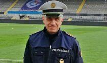 È andato in pensione Dario Malacarne, vigile di Città Alta: un commandos di buonsenso