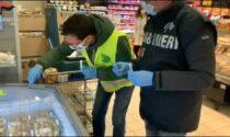 Covid nei supermercati, presente nel 18% dei casi. Ma a Bergamo tamponi tutti negativi