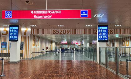 «Assurda l'attesa al controllo passaporti dell'aeroporto di Orio»