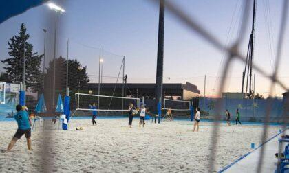 Il Beach Village di Scanzorosciate si amplia con un nuovo campo