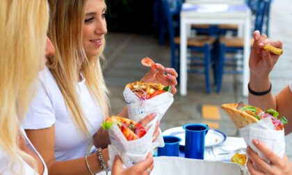 La cucina greca di Greek Fusion al posto delle pizze di Spontini