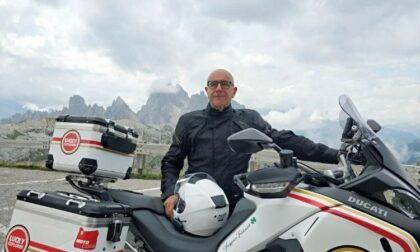 Frontale con una jeep al Lago d'Idro, muore motociclista di Albano