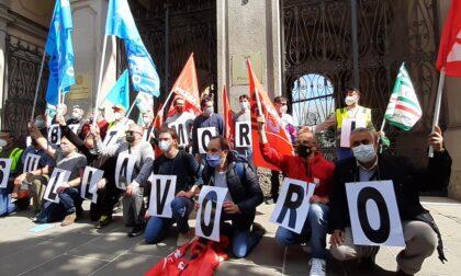 Mercoledì 26 maggio flash mob dei sindacati edili a Bergamo: «Basta ai morti sul lavoro»