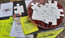 """Tutto pronto a Longuelo per """"Quartiere a colori"""": un maxi puzzle in Largo Quarenghi"""