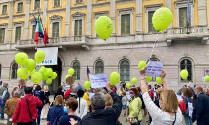 Treno per Orio, dopo la manifestazione Gori scrive a Rfi: «Incontri il comitato di Boccaleone»