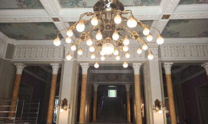 Grand Hotel, prove di rinascita: concluso il restauro del piano rialzato