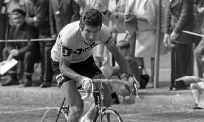 La pista ciclopedonale Sombreno-Sedrina sarà intitolata alla memoria diFelice Gimondi