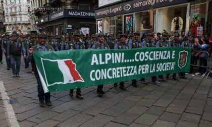 Si elegge il nuovo presidente degli Alpini di Bergamo (e c'è un po' di tensione)