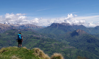 Le emozioni e i panorami del monte Sornadello, una gita che soddisfa proprio tutti