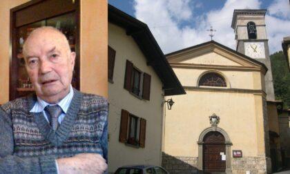 Addio a Bruno Rottigni, uomo di cultura e volontario instancabile a Barzizza