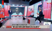 Muriel alla tv colombiana: «A Bergamo sto bene, voglio restare e puntare allo scudetto»