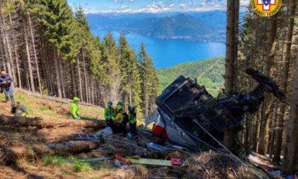 Precipita una cabina della funivia Stresa-Mottarone, ci sono 14 vittime
