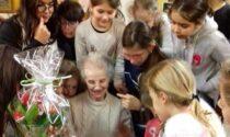 Gandino piange nonna Pina, che animava con amore il corso di cucito in convento