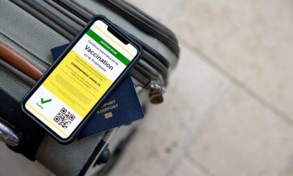 Anche a Bergamo inviati gli sms che avvisano chi è in possesso del green pass