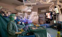 All'Humanitas Gavazzeni intervento in cardiochirurgia robotica a 1200 km di distanza