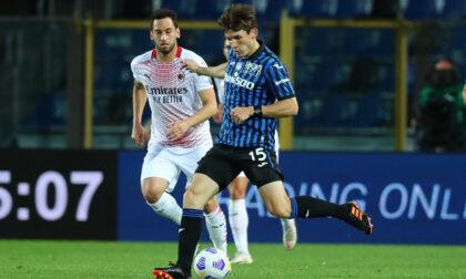Finale amaro di stagione: vince il Milan 2-0, l'Atalanta chiude comunque terza