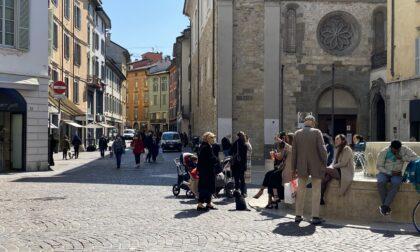 Da lunedì l'Italia è gialla, anche se a Bergamo l'incidenza dei contagi tende al bianco