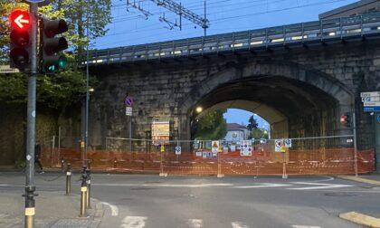 Lavori al ponte della Malpensata, presto via alla seconda parte. Migliorerà il traffico?