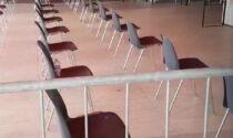 A Mapello per ricevere i richiami del vaccino, ma nel week-end il centro è chiuso