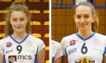 Giulia e Aurora: due giovani stelle del Volley Bergamo allo stage azzurro