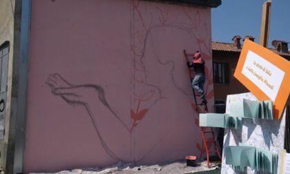 Simboli della lotta al nazifascismo: in via Borgo Palazzo un murales dedicato ai Minardi