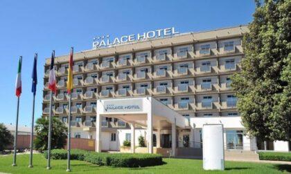 Trovato in una stanza del Palace Hotel di Zingonia il corpo senza vita di un 31enne