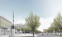 Le tre tappe del restauro del centro di Bergamo (che difficilmente diventerà meno triste)