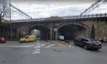 Cantieri in via Corridoni e al ponte della Malpensata, la Lega: «Traffico paralizzato»