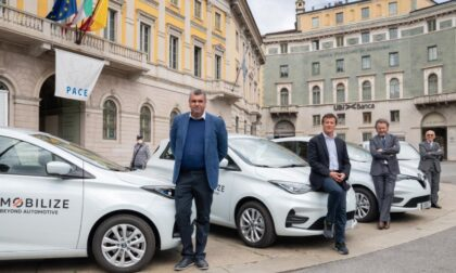 Bergamo pronta ad accogliere Mobilize, primo car-sharing tutto elettrico del gruppo Renault