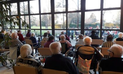 Aprite Casa Serena! Domenica a Brembate Sopra un presidio dei parenti dei nonni