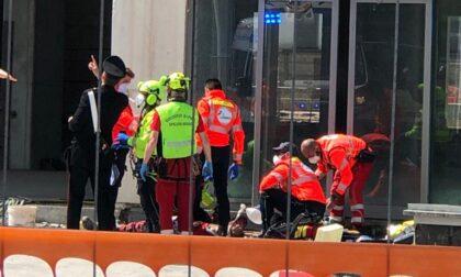Un altro tragico incidente sul lavoro: a Tradate è morto un operaio bergamasco di 52 anni