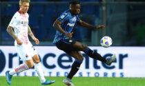 Abraham non vuole venire a Bergamo, senza un nuovo centravanti Zapata non si muove