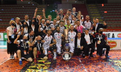Una magnifica Agnelli Tipiesse, dopo la Coppa Italia, fa sua anche la Supercoppa